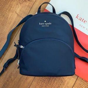 Kate Spade ♠️ Navy Backpack